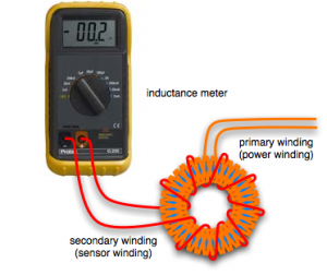 secondary and primarily coil testing